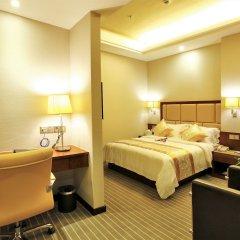 Отель Days Inn Hotspring Xiamen Сямынь сейф в номере