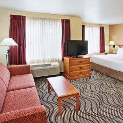 Отель La Quinta Inn & Suites by Wyndham Las Vegas Red Rock США, Лас-Вегас - отзывы, цены и фото номеров - забронировать отель La Quinta Inn & Suites by Wyndham Las Vegas Red Rock онлайн комната для гостей фото 4