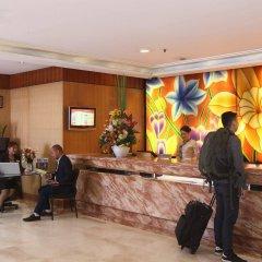 Отель City Garden Suites Manila Филиппины, Манила - 1 отзыв об отеле, цены и фото номеров - забронировать отель City Garden Suites Manila онлайн интерьер отеля фото 3