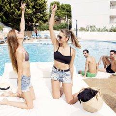 Отель Club La Noria бассейн