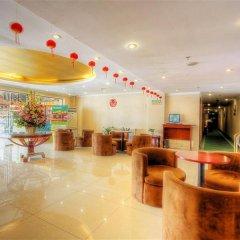 Отель GreenTree Inn BeiJing AnZhen Bird's Nest Business Hotel Китай, Пекин - отзывы, цены и фото номеров - забронировать отель GreenTree Inn BeiJing AnZhen Bird's Nest Business Hotel онлайн интерьер отеля фото 2