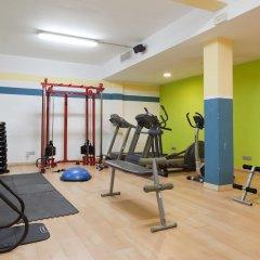 Отель Daniya Alicante фитнесс-зал фото 3