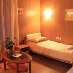Мини-Отель на Шмидта Санкт-Петербург комната для гостей фото 4