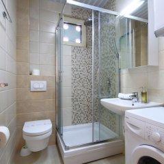 Отель Sarap apartments Budva Черногория, Будва - отзывы, цены и фото номеров - забронировать отель Sarap apartments Budva онлайн ванная