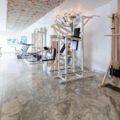 Отель Europäischer Hof Hamburg Германия, Гамбург - отзывы, цены и фото номеров - забронировать отель Europäischer Hof Hamburg онлайн фитнесс-зал фото 2