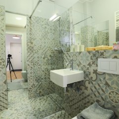 Апартаменты Sparrow Old City Apartment ванная