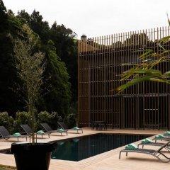 Отель Furnas Boutique Hotel - Thermal & Spa Португалия, Фурнаш - 1 отзыв об отеле, цены и фото номеров - забронировать отель Furnas Boutique Hotel - Thermal & Spa онлайн бассейн