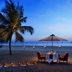 Отель The Leela Goa Индия, Гоа - 8 отзывов об отеле, цены и фото номеров - забронировать отель The Leela Goa онлайн пляж фото 2
