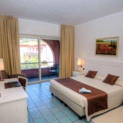 Hotel Del Golfo Проччио комната для гостей фото 2