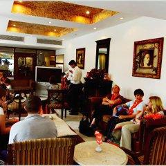 Отель Ashok Country Resort интерьер отеля