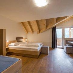 Alpin Hotel Gudrun Колле Изарко удобства в номере