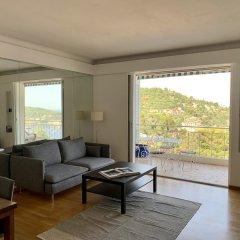 Отель Le Voilier - Sea View Франция, Виллефранш-сюр-Мер - отзывы, цены и фото номеров - забронировать отель Le Voilier - Sea View онлайн комната для гостей фото 4