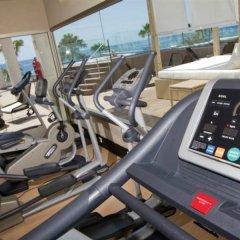Отель Calypso фитнесс-зал фото 2