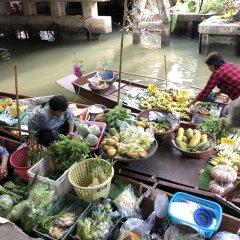 Nivas Siam Hostel Бангкок питание фото 2