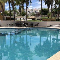 Отель Villa Lomas Мексика, Сан-Хосе-дель-Кабо - отзывы, цены и фото номеров - забронировать отель Villa Lomas онлайн бассейн