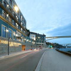 Отель Eurostars Porto Douro Порту вид на фасад фото 2