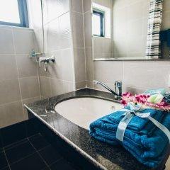 Апартаменты Infinity Bophut Apartments Самуи ванная фото 2