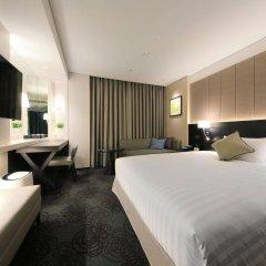 Отель Solaria Nishitetsu Hotel Seoul Myeongdong Южная Корея, Сеул - 1 отзыв об отеле, цены и фото номеров - забронировать отель Solaria Nishitetsu Hotel Seoul Myeongdong онлайн комната для гостей фото 4