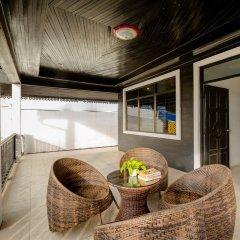 Отель Club Bamboo Boutique Resort & Spa балкон