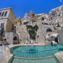 Отель Yunak Evleri - Special Class бассейн