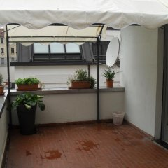 Hotel Galla балкон