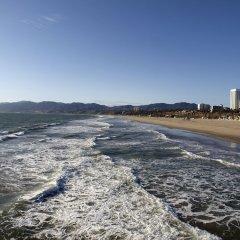 Отель SHORE Санта-Моника пляж фото 2