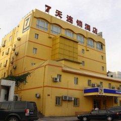 Отель 7 Days Inn Tiananmen Китай, Пекин - отзывы, цены и фото номеров - забронировать отель 7 Days Inn Tiananmen онлайн фото 3