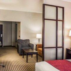 Отель Comfort Suites East Broad at 270 США, Колумбус - отзывы, цены и фото номеров - забронировать отель Comfort Suites East Broad at 270 онлайн удобства в номере фото 2