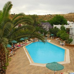 Отель Flora бассейн фото 3