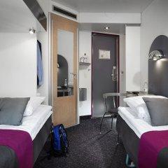 CABINN Express Hotel Фредериксберг комната для гостей фото 2
