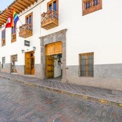 Отель Best Western Los Andes de América парковка