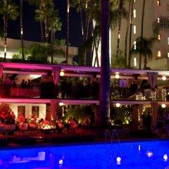 Отель Hollywood Roosevelt Hotel США, Лос-Анджелес - 1 отзыв об отеле, цены и фото номеров - забронировать отель Hollywood Roosevelt Hotel онлайн бассейн фото 3