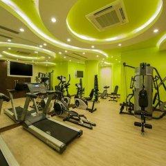 Отель Dream World Aqua фитнесс-зал фото 2