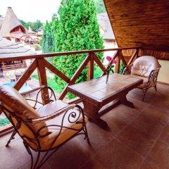 Гостиница Червона Рута балкон