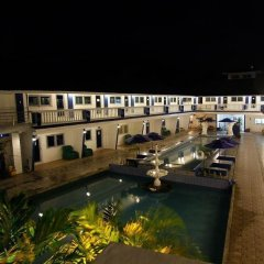Отель Isla Kitesurfing Guesthouse Филиппины, остров Боракай - 1 отзыв об отеле, цены и фото номеров - забронировать отель Isla Kitesurfing Guesthouse онлайн бассейн
