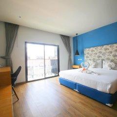 Отель Dreamz House Boutique Пхукет комната для гостей