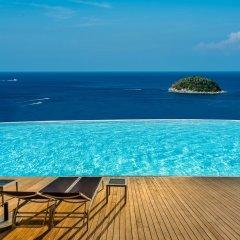 Отель The View Phuket Таиланд, Пхукет - отзывы, цены и фото номеров - забронировать отель The View Phuket онлайн бассейн фото 2