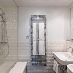 Normandy Hotel Париж ванная