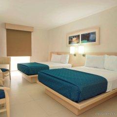 Отель City Express Mérida комната для гостей