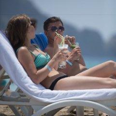 Отель Cleopatra Golden Beach Otel - All Inclusive фото 3
