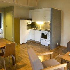 Отель Imatran Kylpylä Spa Apartments Финляндия, Иматра - 1 отзыв об отеле, цены и фото номеров - забронировать отель Imatran Kylpylä Spa Apartments онлайн комната для гостей фото 4