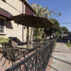 Отель Wilshire Crest Hotel США, Лос-Анджелес - отзывы, цены и фото номеров - забронировать отель Wilshire Crest Hotel онлайн фото 7