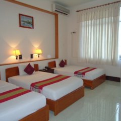 Dong Nam Hotel комната для гостей фото 2
