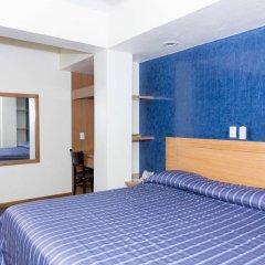 Отель Roble Мексика, Мехико - отзывы, цены и фото номеров - забронировать отель Roble онлайн комната для гостей фото 3