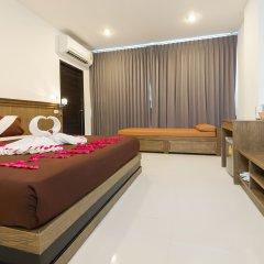 M.U.DEN Patong Phuket Hotel сауна