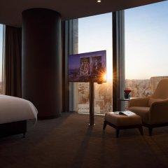 Отель Amman Rotana Иордания, Амман - 1 отзыв об отеле, цены и фото номеров - забронировать отель Amman Rotana онлайн комната для гостей фото 2