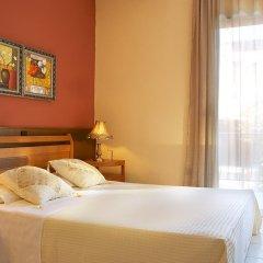 Отель Pelli Hotel Греция, Пефкохори - отзывы, цены и фото номеров - забронировать отель Pelli Hotel онлайн комната для гостей фото 2