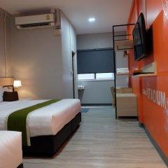 Siam Stadium Hostel комната для гостей фото 5