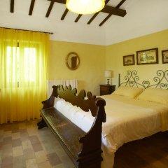 Отель Casale Roverella Италия, Монтекассино - отзывы, цены и фото номеров - забронировать отель Casale Roverella онлайн комната для гостей фото 3