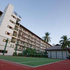 Отель Pattawia Resort & Spa спортивное сооружение